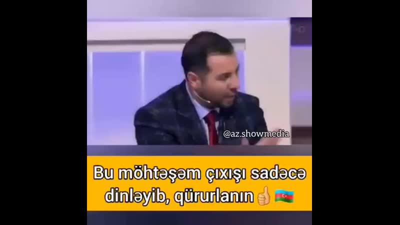 Vətənpərvər jurnalist Anar Həsənov Rusiyanın ORT kanalında ermənilərə tarixi dərs keçir❗🇦🇿🇦🇿🇦🇿✊✊