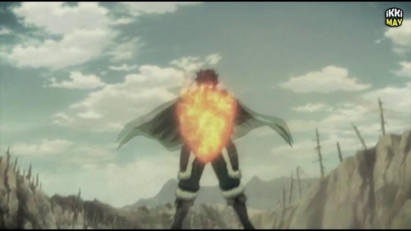 Гнев это дар Герой щита