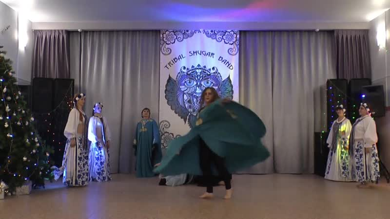 Велесовы пляски II stav tribal fest ТШБ 10 лет