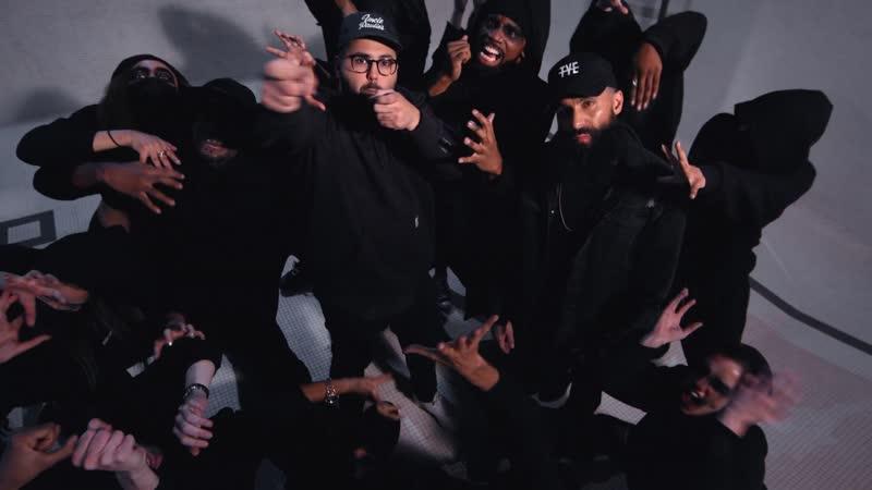 Rhyan LaMarr - Stayed Down ft. Social Club Misfits, 1K Phew, Twista, Jack Red, Mico Wave music video
