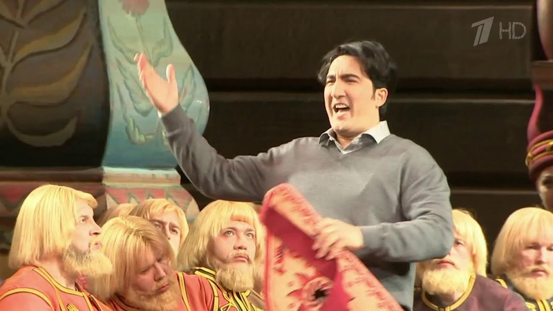 В Большом театре состоялась долгожданная премьера оперы Садко.