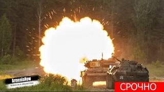 СРОЧНО!!! 18+ Фиаско армии Aзербайджана. Очередные потери азербайджанской военной техники
