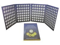 Альбом-планшет для монет 10 рублей России