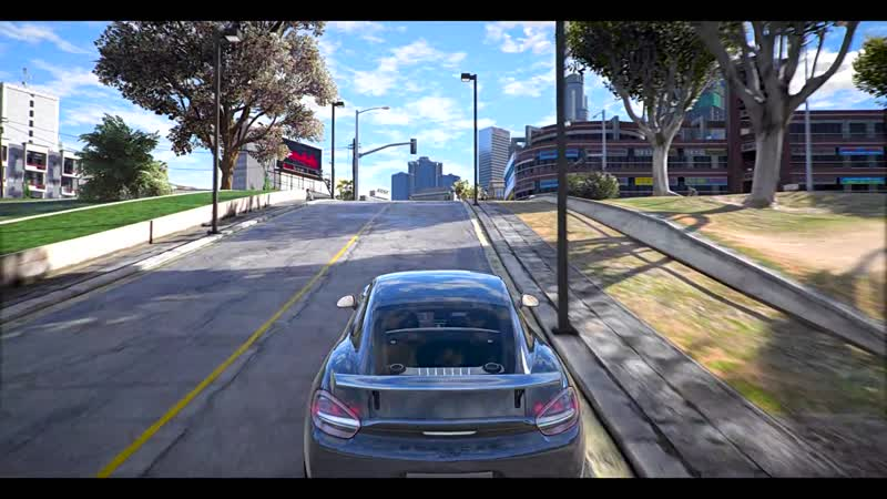 GTA 5 Graphics ¦ 2018 M.V.G.A REDUX Gameplay! Ultra Realistic Graphic ENB GTA 5 MOD PC