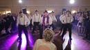 Best Surprise Choreographed Groomsmen Dance Ever FaireyExcited