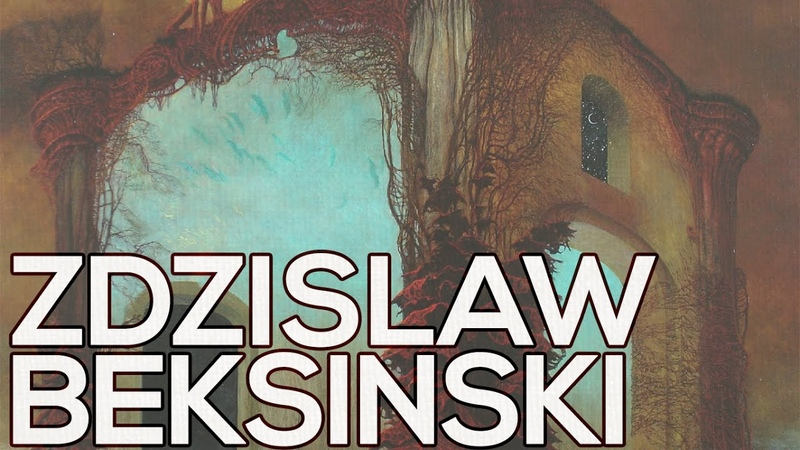 Zdislaw Beksinski A collection 1929 ‧ 2005