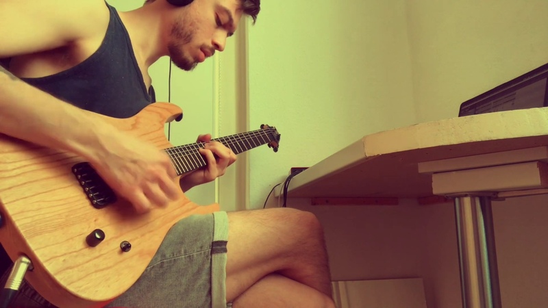 Architects Naysayer Guitar Cover