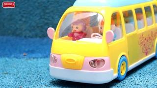 Zhorya Toys - Музыкальный автобус