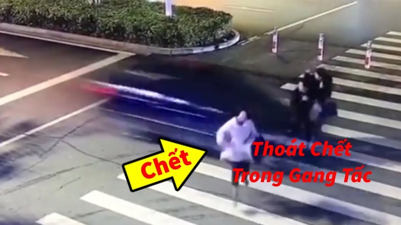 Top 10 Pha thoát Chết trong gang tấc 2018 | Top 10 phase narrowly escaped death in 2018 most