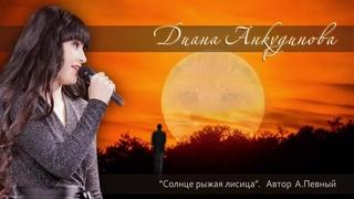 """. """"Солнце - рыжая лисица"""". Диана Анкудинова (Diana Ankudinova). Бард-клуб """"Гнездо глухаря."""
