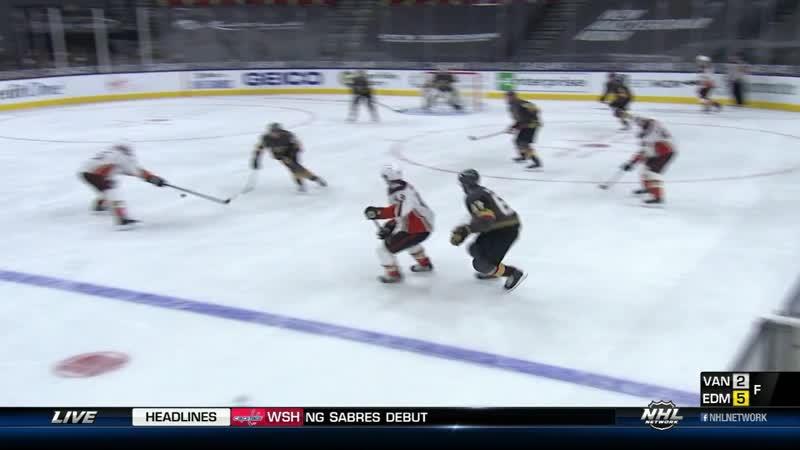 Anaheim Ducks at Vegas Golden Knights 14 01 202