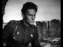 Дни и ночи 1944 Военный фильм драма наше кино