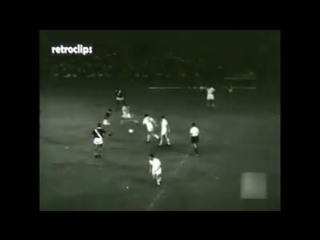Crvg x real madrid anos 60