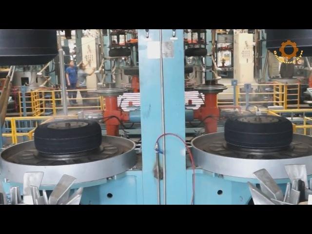 Как делают автомобильные покрышки в Китае rfr ltkf n fdnjvj bkmyst gjrhsirb d rbnft