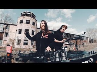 Techno LIVE at forgotten Airfield Berlin by 11 Unicorns, DJ SET / DJ MIX / LIVE SET / OPEN AIR / EDM