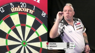 Wright v Razma | Final | PDC Autumn Series Day One