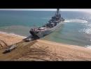 Учение морской пехоты и бригады береговой обороны ЧФ на полигоне Опук в Крыму