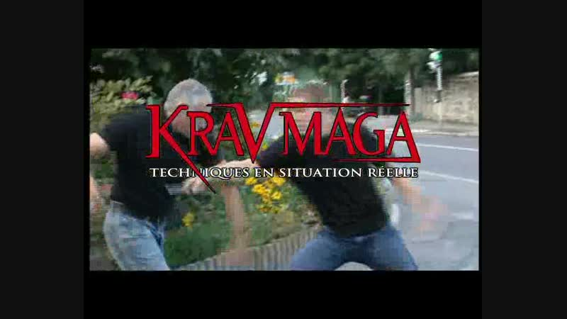 Krav Maga Real Life Situation Techniques