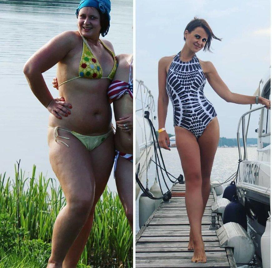 Потрясающая трансформация, как вам?