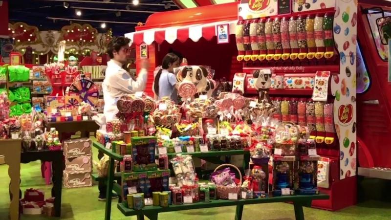 Волшебные конфеты Booly Boom