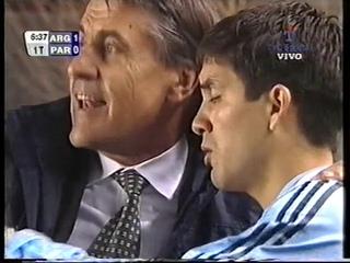 [Sub 20] Argentina 8-0 Paraguay - Debut de Lionel Messi