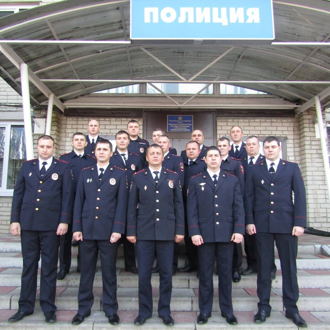 17 ноября свой профессиональный праздник отмечает служба участковых уполномоченных полиции