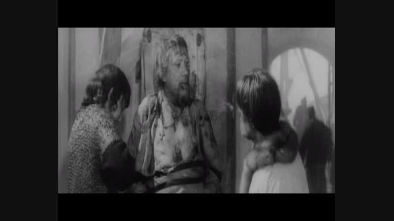 кадры из к/ф Страсти по Андрею (реж. А. Тарковский, 1966-1969)