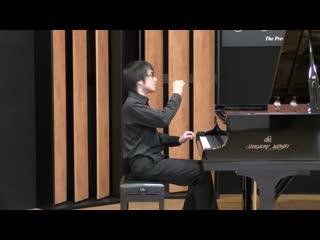 860 J.S. Bach  Prelude and Fugue N. 15 in G major, BWV 860 Das wohltemperierte Klavier I