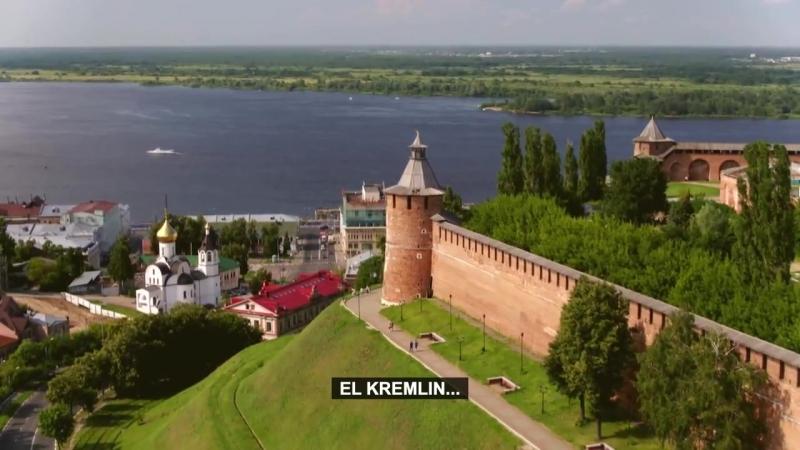 Telemundo Volga Nizhnii Novgorod