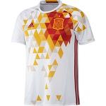Гостевая форма сборной Испании на Евро-2016