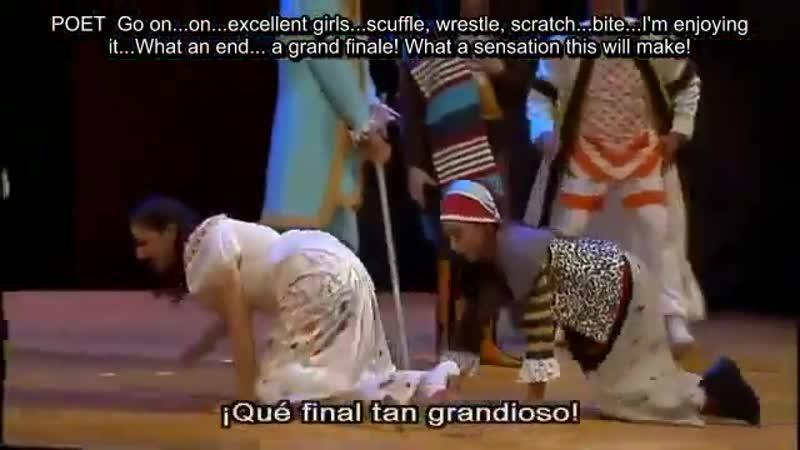 Rossini Il Turco In Italia Ruggero Raimondi Spanish English subtitles 360p