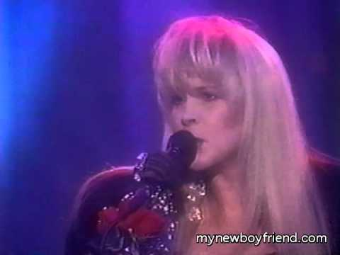 Stevie Nicks - Loves A Hard Game To Play (Arsenio Hall)