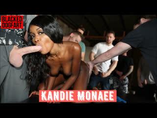 Kandie Monaee 💖 Interracial 💕 CumBang 💘 DogFart ♠ FullHD 1080