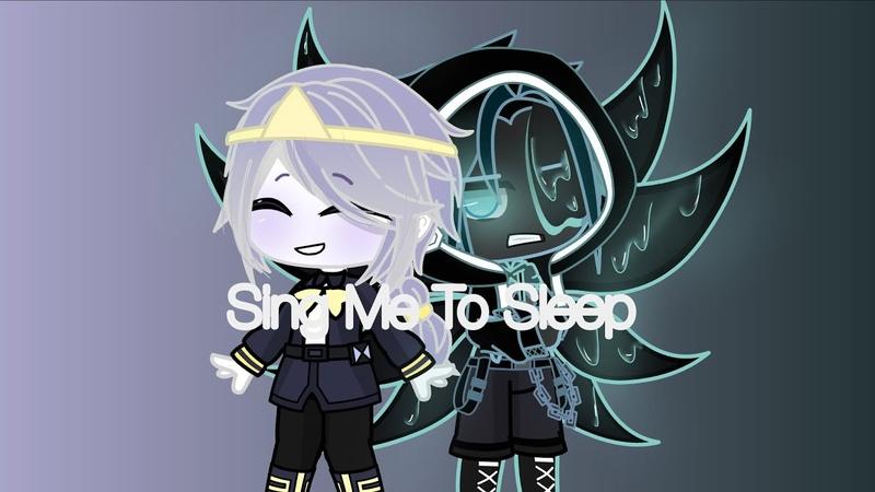 Sing Me To Sleep GCLMV Nightmare sanses's backstory Again