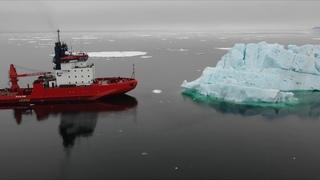 Journey to the Arctic icebraker Kigoriak 2020/Путешествие в Арктику Кигориак 2020