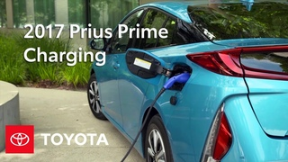 Toyota How-To: 2017 Prius Prime – Charging | Toyota