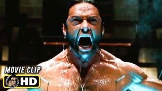 "X-MEN ORIGINS: WOLVERINE Clip - ""Adamantium"" (2009) Hugh Jackman"