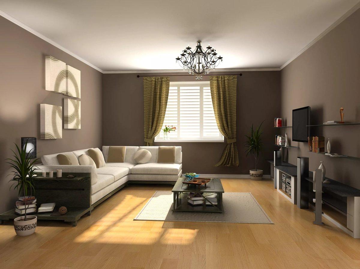 гостиная в квартире интерьер фото