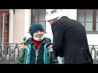 Эдвард Билл встретил жительницу Марий Эл. пранк от Эдварда дал 5000 тысяч рублей