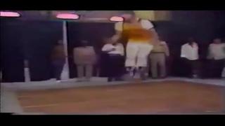Roberto Duran Rope Jumping Skills Highlights HD