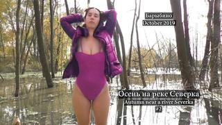 Осень на реке Северка #2 (Московская область)