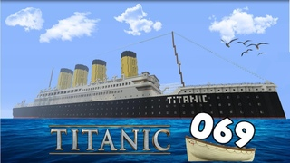 Minecraft Titanic Bauvorlage #069 |Hier geht es zur 3 Klasse Dining Saloon