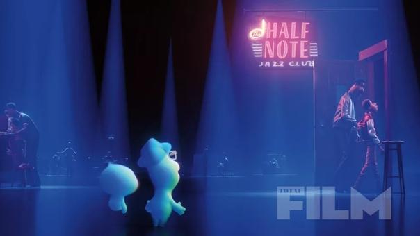 Свежий кадр мультфильма Pixar «Душа»