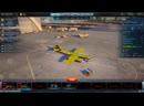 World of Warplanes. Take Five c Izo Uvergh. Самолёт с БОЛЬШОЙ ПУШКОЙ