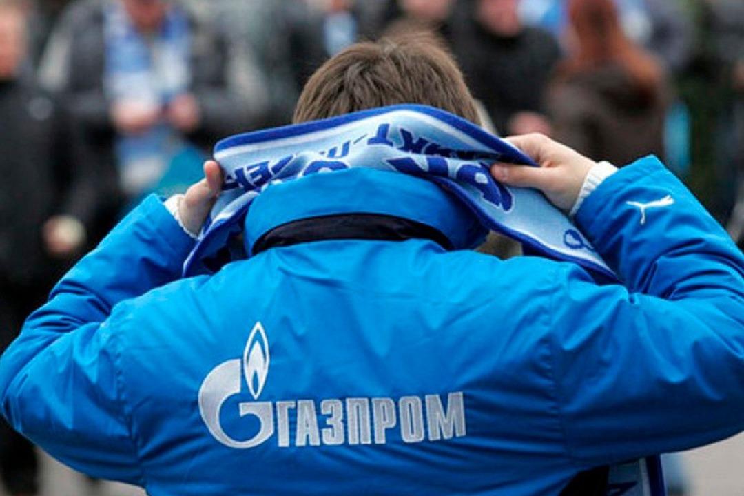 ФК Зенит и Газпром
