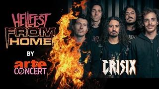 [💥 PREMIERE - INEDIT]  Crisix au Hellfest 2021 - ARTE Concert