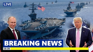 High Alert: The Navy Brings Back US Atlantic Largest Fleet to Counter the Russian-Threats Intensify