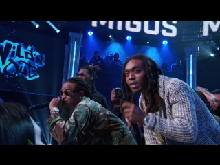 "Migos -  ""Look At My Dab"" (Nick Cannon Presents: Wild 'N Out)"