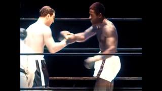 Рокки Марчиано vs Эззард Чарльз II - Бой года 1954