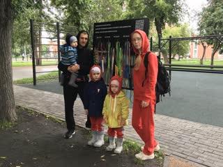 Скакалки для всех желающих в центре Челябинска